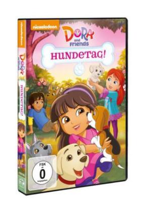 Dora and Friends - Hundetag, 1 DVD