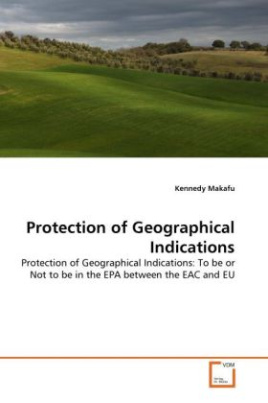 Protection of Geographical Indications