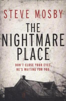 The Nightmare Place. Nachtschatten, englische Ausgabe