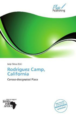 Rodriguez Camp, California