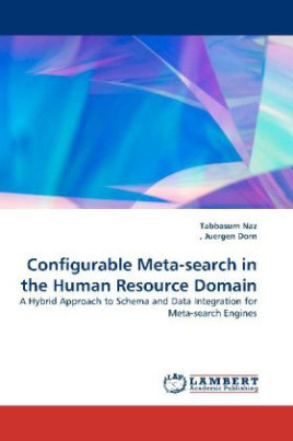Configurable Meta-search in the Human Resource Domain