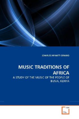 MUSIC TRADITIONS OF AFRICA