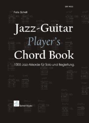 Jazz-Guitar Player's Chord Book
