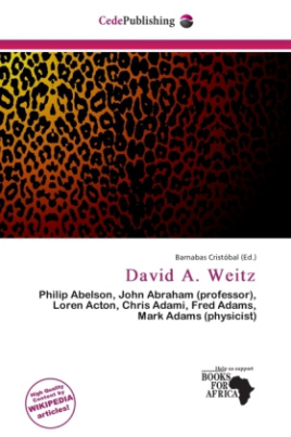 David A. Weitz
