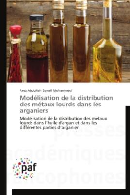 Modélisation de la distribution des métaux lourds dans les arganiers