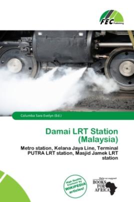 Damai LRT Station (Malaysia)