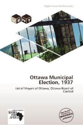 Ottawa Municipal Election, 1937