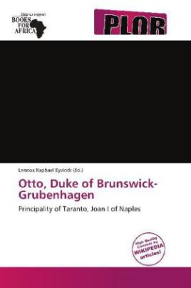 Otto, Duke of Brunswick-Grubenhagen