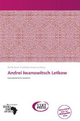 Andrei Iwanowitsch Letkow