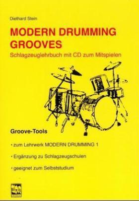 Modern Drumming Grooves, m. Audio-CD