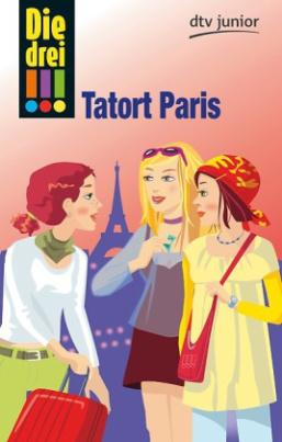 Die drei Ausrufezeichen, Tatort Paris