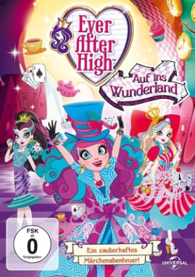 Ever After High - Auf ins Wunderland