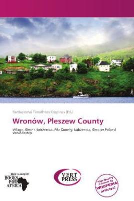Wronów, Pleszew County