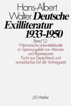 Die Vorgeschichte des Exils und seine erste Phase