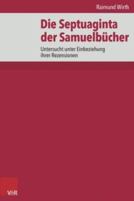 Die Septuaginta der Samuelbücher