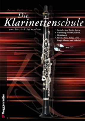 Klarinettenschule, m. Audio-CD