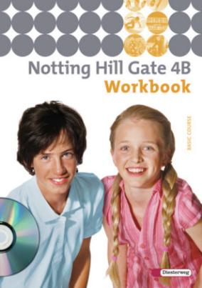 8. Schuljahr, Workbook m. Audio-CD