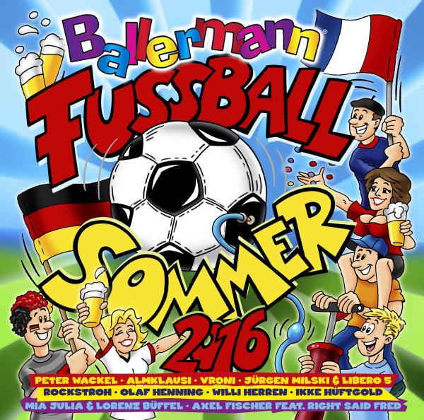 Various - Fußball-Hits Saison 97/98