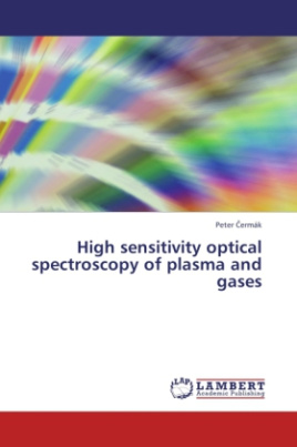 High sensitivity optical spectroscopy of plasma and gases