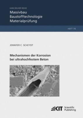 Mechanismen der Korrosion bei ultrahochfestem Beton