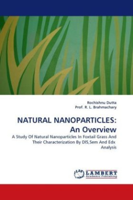 NATURAL NANOPARTICLES: An Overview