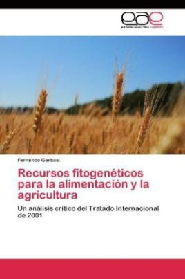 Recursos fitogenéticos para la alimentación y la agricultura