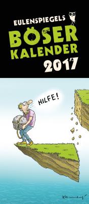 Eulenspiegels Böser Kalender 2017