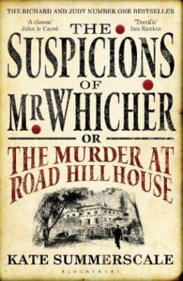 The Suspicions of Mr Whicher or The Murder at Road Hill House. Der Verdacht des Mr. Whicher oder Der Mord von Road Hill House, englische Ausgabe