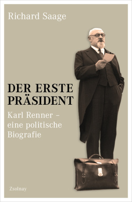 Der erste Präsident
