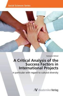 A Critical Analysis of the Success Factors in International Projects
