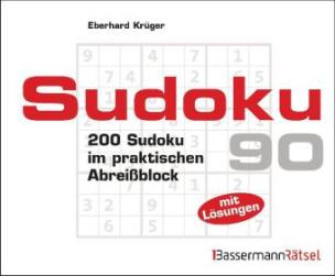 Sudoku Block. Bd.90