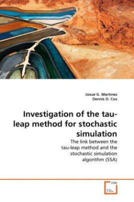Investigation of the tau-leap method for stochastic simulation