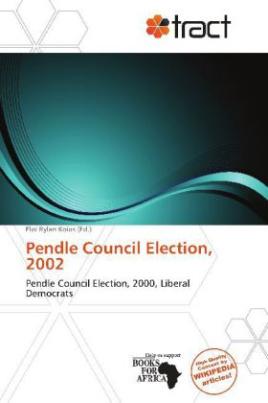 Pendle Council Election, 2002