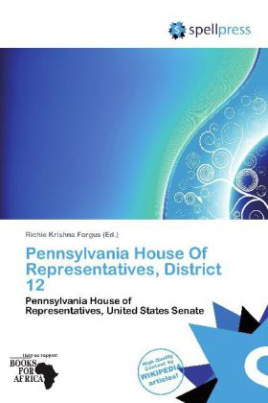 Pennsylvania House Of Representatives, District 12