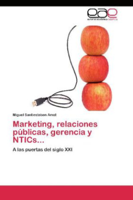 Marketing, relaciones públicas, gerencia y NTICs...