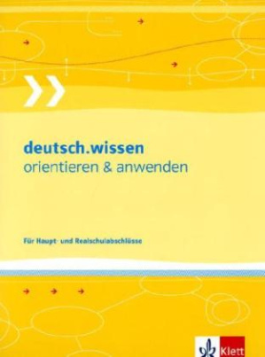 deutsch.wissen, orientieren & anwenden