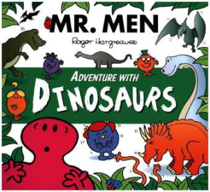 Mr Men - Adventure with Dinosaurs
