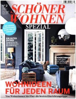 Schöner Wohnen spezial. Ausg.2/2016