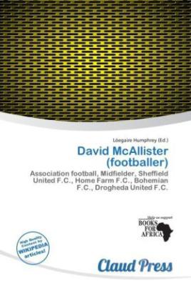 David McAllister (footballer)