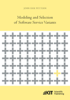 Modeling and Selection of Software Service Variants