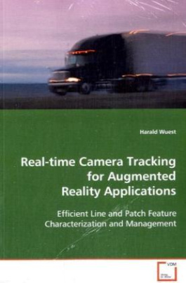Real-time Camera Tracking for Augmented Reality Applications