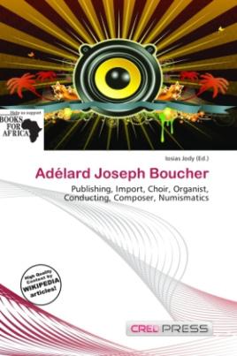 Adélard Joseph Boucher