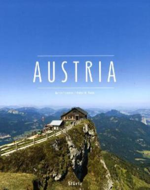 Austria. Österreich, englische Ausgabe