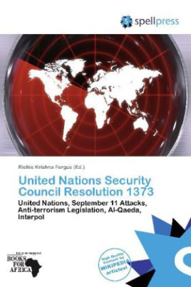 United Nations Security Council Resolution 1373