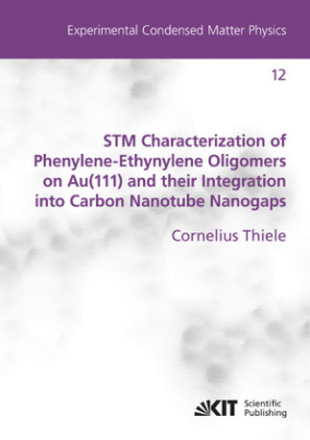 STM Characterization of Phenylene-Ethynylene Oligomers on Au(111) and their Integration into Carbon Nanotube Nanogaps