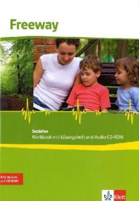 Workbook mit Lösungsheft und Audio-CD-ROM