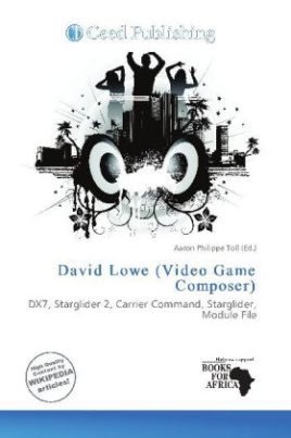 David Lowe (Video Game Composer)
