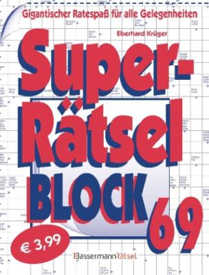 Superrätselblock. Bd.69