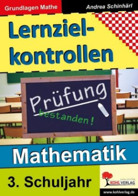 Lernzielkontrollen Mathematik, 3. Schuljahr