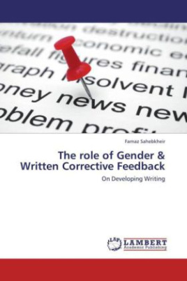 The role of Gender & Written Corrective Feedback